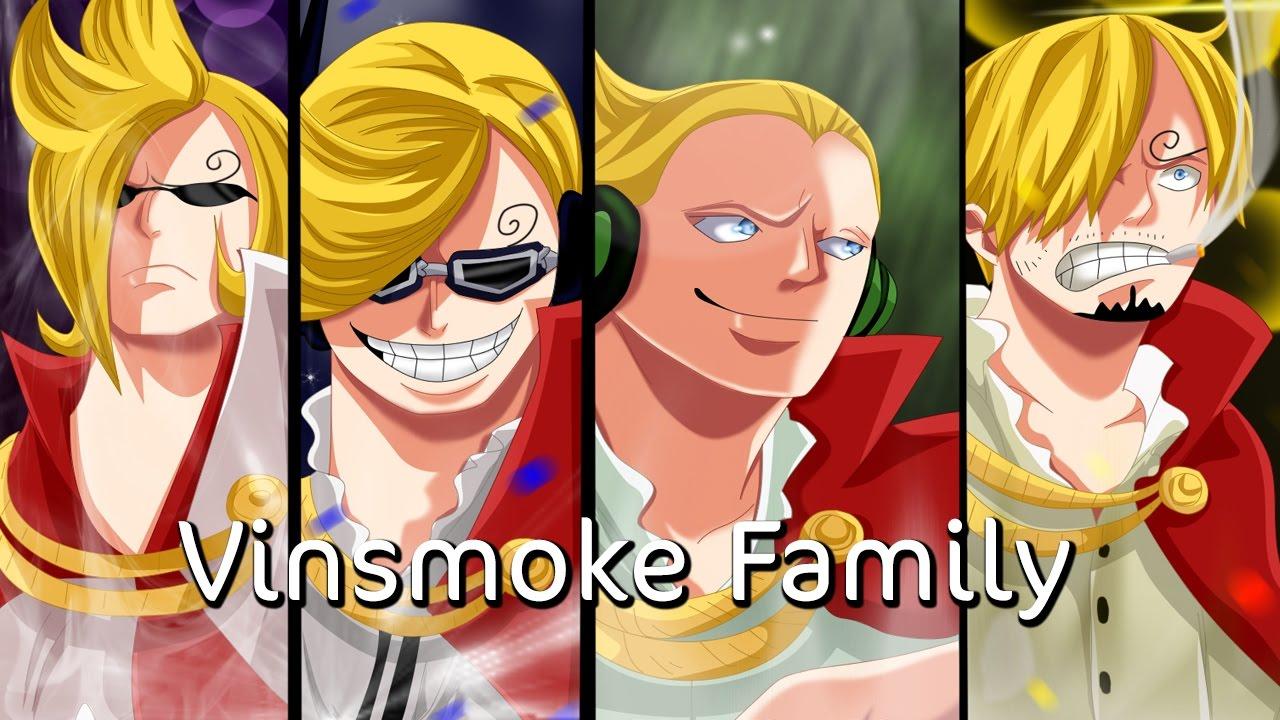 One Piece Sanji S Family Finally Appears In Manga The Vinsmoke Family Youtube