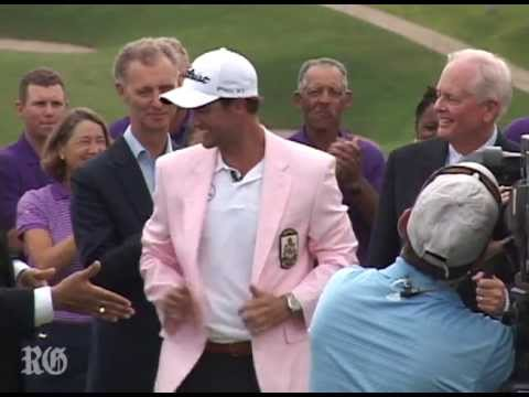 Adam Scott 31st PGA Grand Slam Champion