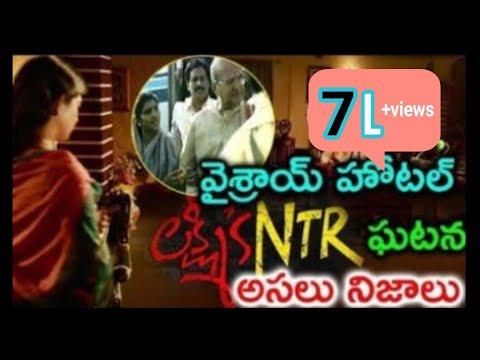 Lakshmi's NTR|Viceroy Hotel Episode In Lakshmi's  NTR| NTR True STORY |Ramgopal Varma| Aadhi TV