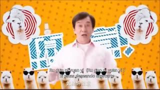 Ming ming bai bai wo de xin (2016) -Jackie chan [SUB ESPAÑOL Y LETRA]
