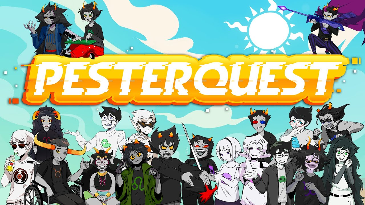 Pesterquest is Now Available on Google Play
