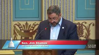 Sen. Stamas: Rebuilding One Year After the Floods
