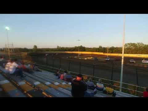 Creek County Speedway 7/20/2019 Modified Heat 2