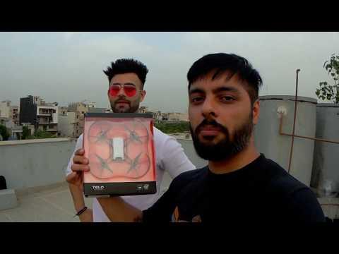 DJI TELLO REVIEW   CHEAPEST DJI Drone With HD Camera !!