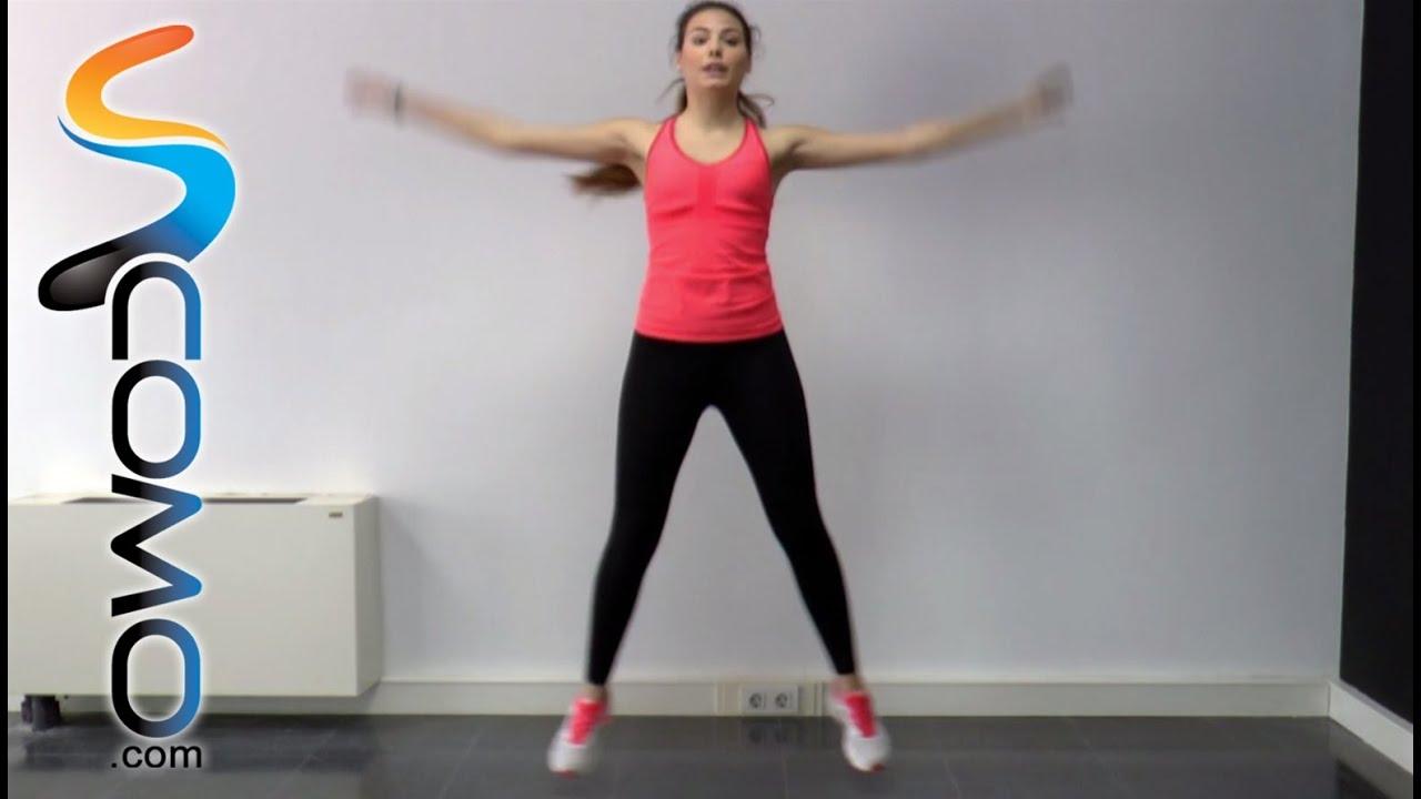 perdere peso routine di fitness