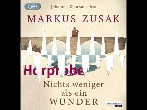 Nichts weniger als ein Wunder YouTube Hörbuch Trailer auf Deutsch