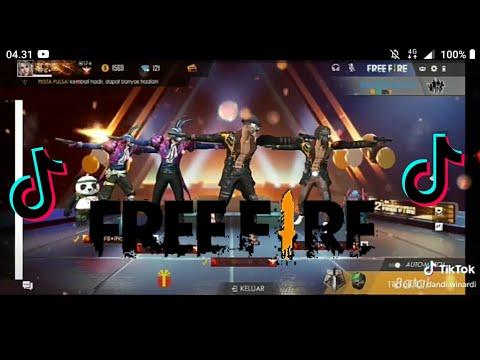 Tik Tok Free Fire Pilihan, Kreatif , Salam Boyaah 2