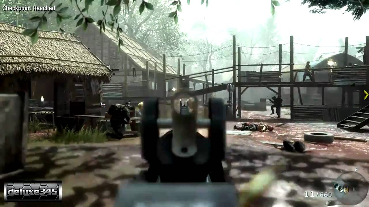 Call of Duty: Black Ops Gameplay #2 (PC HD) - YouTube