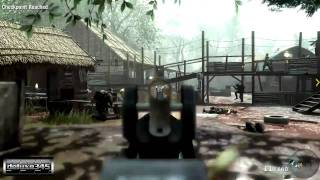 Call of Duty: Black Ops Gameplay #2 (PC HD)