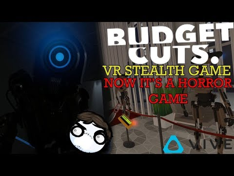 Budget Cuts - NOW IT'S A HORROR GAME [FINALE]