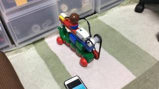 LEGO primo,duplo and WeDo 2.0 using iPhone and Tickle