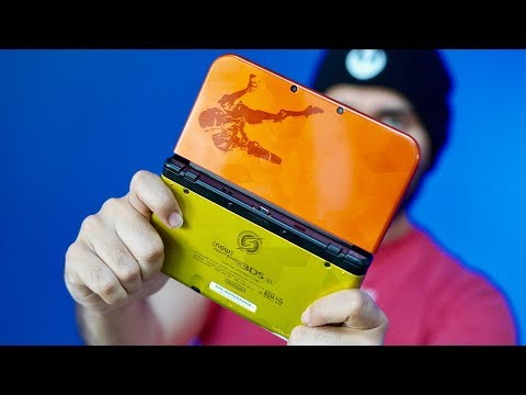 Metroid Special Edition Nintendo 3DS XL Unboxing!