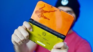 Metroid Special Edition Nintendo 3DS XL Unboxing
