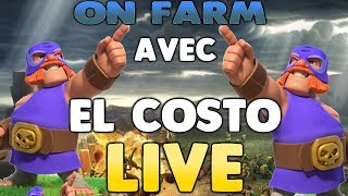 Clash of Clans - ON FARM AVEC EL COSTO