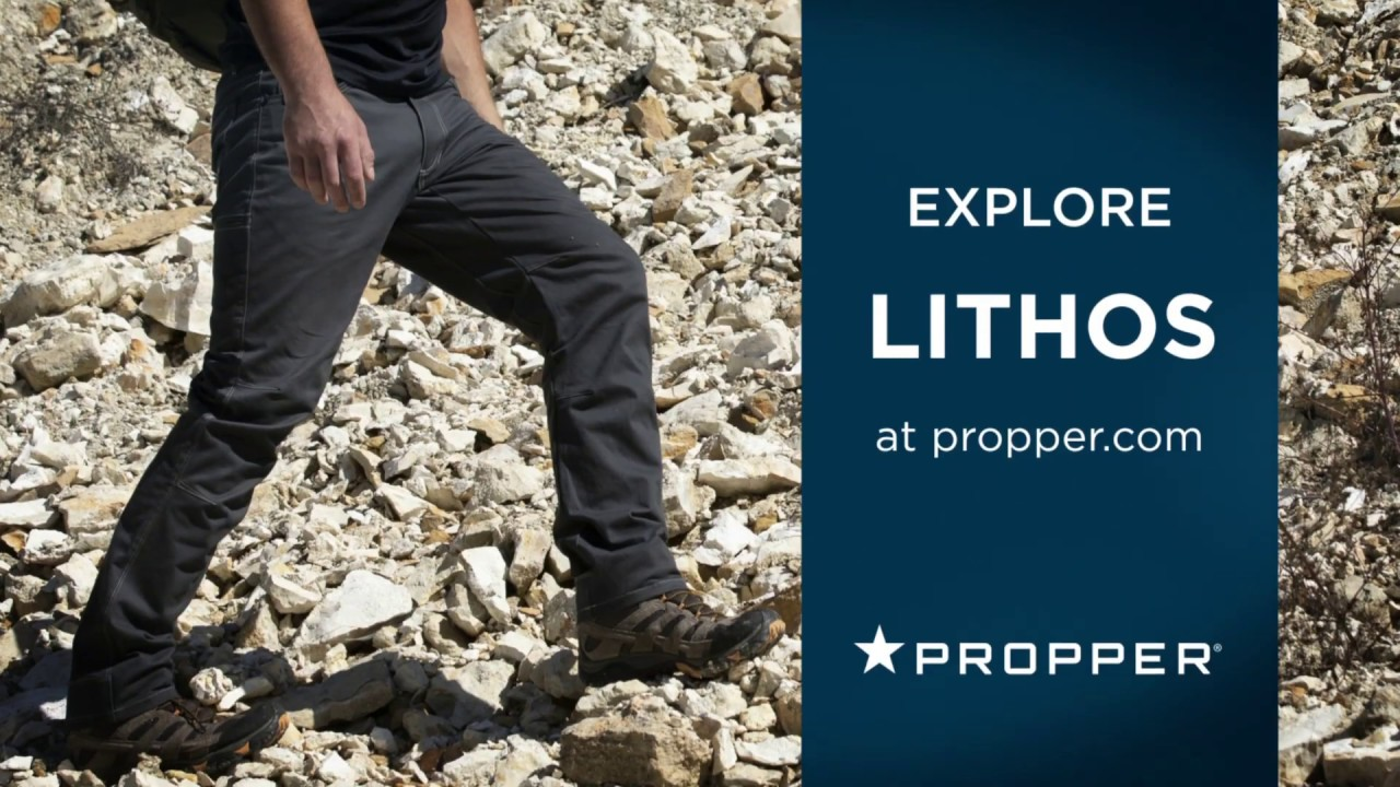 Off the Beaten Path...Lithos Pant