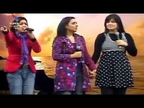 Testemunho Eyshila, Aline e Fernanda Brum - Espirito Santo Ore Por mim