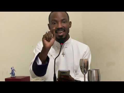 Urgence :ange ya 2019 ayebani,pe formule y'a 33jrs pona année nayo ezala bénédiction et protection.