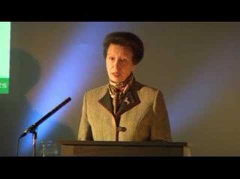 HRH The Princess Royal addresses ILPH Annual Seminar