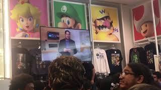 Nintendo Direct E3 2018 Presentation at Nintendo NYC Reaction