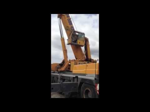 240 Ton Mobile Crane for Sale - Mega Cranes