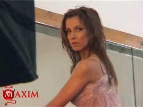 Dana Rogoz pentru Maxim Romania - YouTube