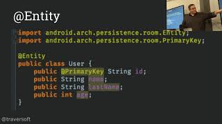 Persisting Data with Room on Android