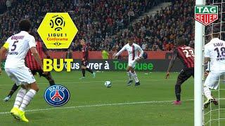 But Kylian MBAPPE (88') / OGC Nice - Paris Saint-Germain (1-4)  (OGCN-PARIS)/ 2019-20
