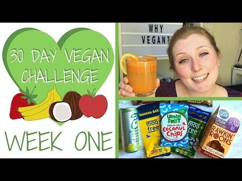 WEEK 1: Prosecco is Vegan, right? | 30 DAY VEGAN CHALLENGE