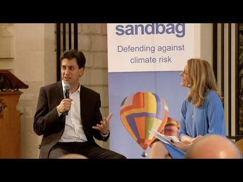 Responding to Climate Change - Ed Miliband, Greg Barker and others speak at St Paul's