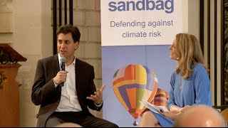 Responding to Climate Change - Ed Miliband, Greg Barker and others speak at St Paul