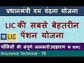 Pradhan Mantri Vaya Vandana Yojana in Hindi| प्रधान मंत्री वय वंदना योजना PMVVY