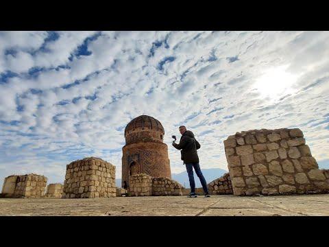 Ancient remains of Hasankeyf