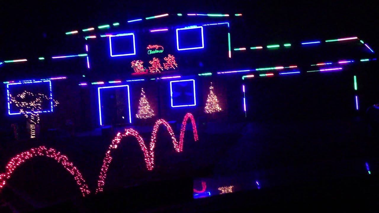 light o rama cosmic color ribbon smith family 2012 amazing grace