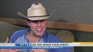 Dustin Lynch Interview - Do You Shave Your Chest?