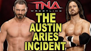 TNA's Unscripted Mystery - The Austin Aries Incident