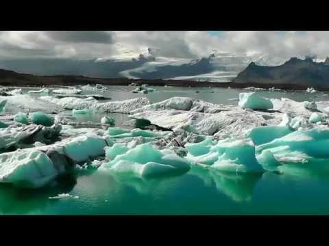 Jökulsárlón - glacial river lagoon
