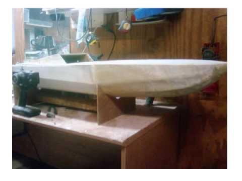 Rc Boat Build Part 1