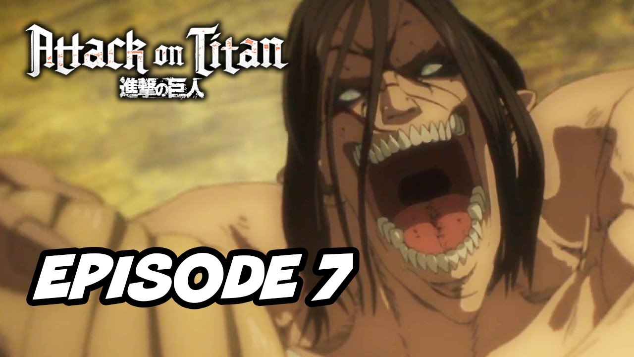 Download Attack On Titan Season 4 Episode 7 TOP 10 Breakdown and Easter Eggs