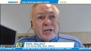 Malzberg Panel: Paul Vallely & C. Edmund Wright Hour 1 | Part 2