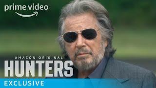 Hunters - Exclusive Behind The Scenes | Prime Video