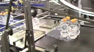 ARPAC BPMPT-5152 Multipacker Multipacking 4 packs of unsupported bottles.
