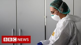 Coronavirus: Italy deaths climb above 10,000 - BBC News