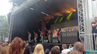 West End Live 2017 Motown the Musical - Ball of Confusion