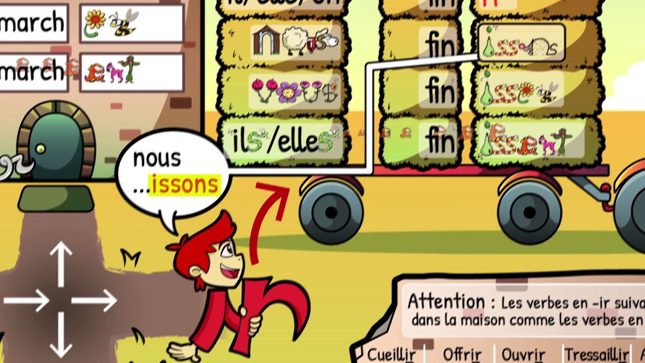 Présentation De Multimalin Conjugaison Du Présent