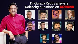 Telugutimes.net కరోనాపై సినిమాస్టార్ల సందేహాలు...తీర్చిన డాక్టర్ గురవారెడ్డి