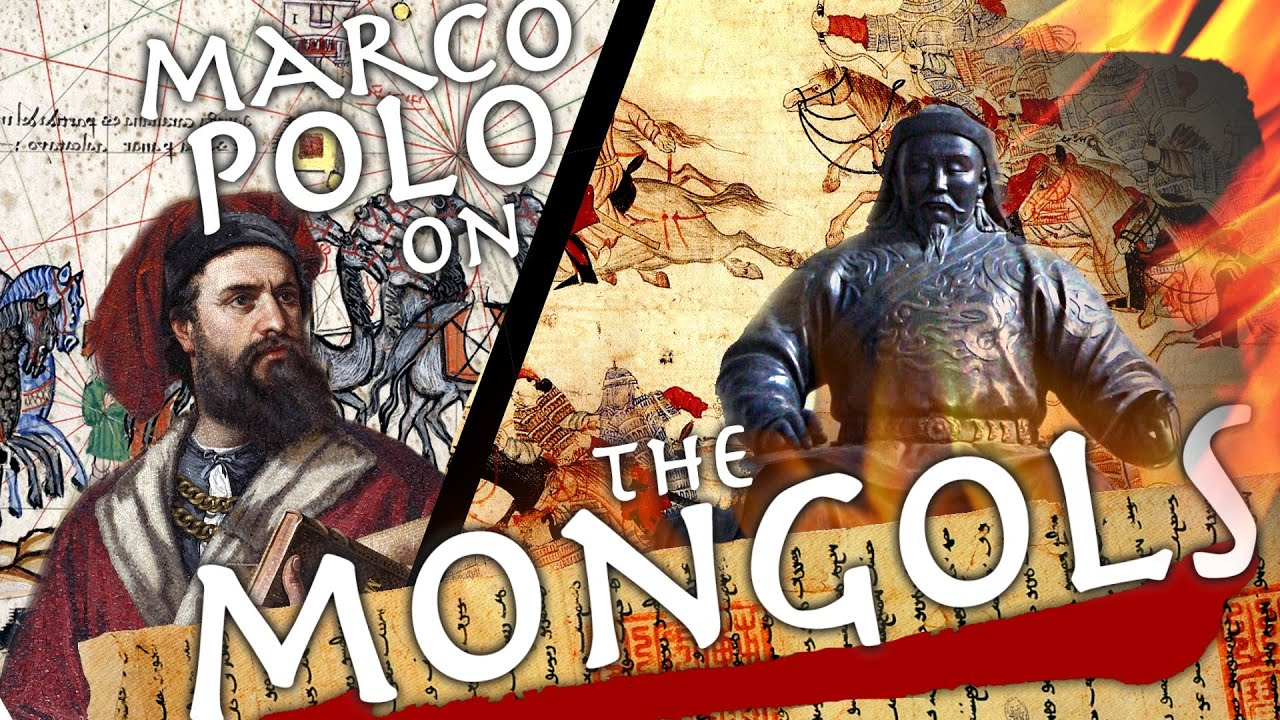 Marco Polo Describes the Mongols // 13th cent. Primary Source