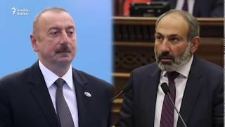 Nikol Paşinyan İlham Əliyevi təəccübləndirdi - Gündəlik Xəbərlər (12.09.2018)