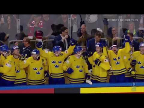 VM 2017 - Sverige vs Kanada, Straffläggningen