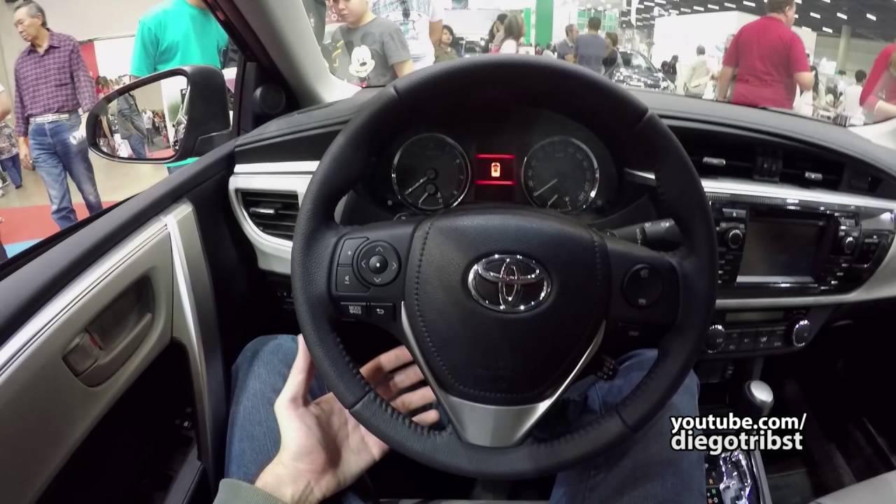 Conhe 231 A O Toyota Corolla Xei 2017 Lan 231 Amento Youtube