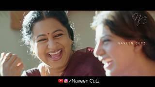 Bigil - Singappenney - Music Video - Thalapathy Vijay - Ar Rahman - Women Anthem - Naveen Cutz